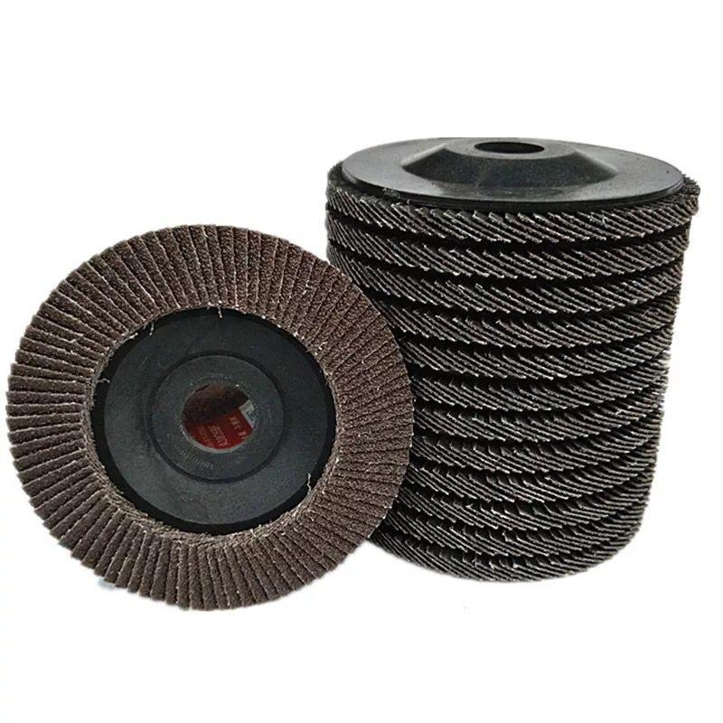 XINGUANG Công cụ mài Nhà sản xuất bán buôn bánh xe phẳng chất lượng cao trăm trang 1000 trang bền