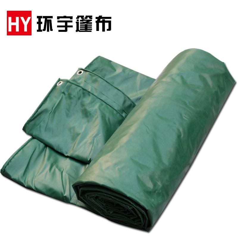 HUANYU Bạt nhựa Nhà máy sản xuất vải bạt công nghiệp trực tiếp Bạt che mưa bằng nhựa 400 g PVC phủ v