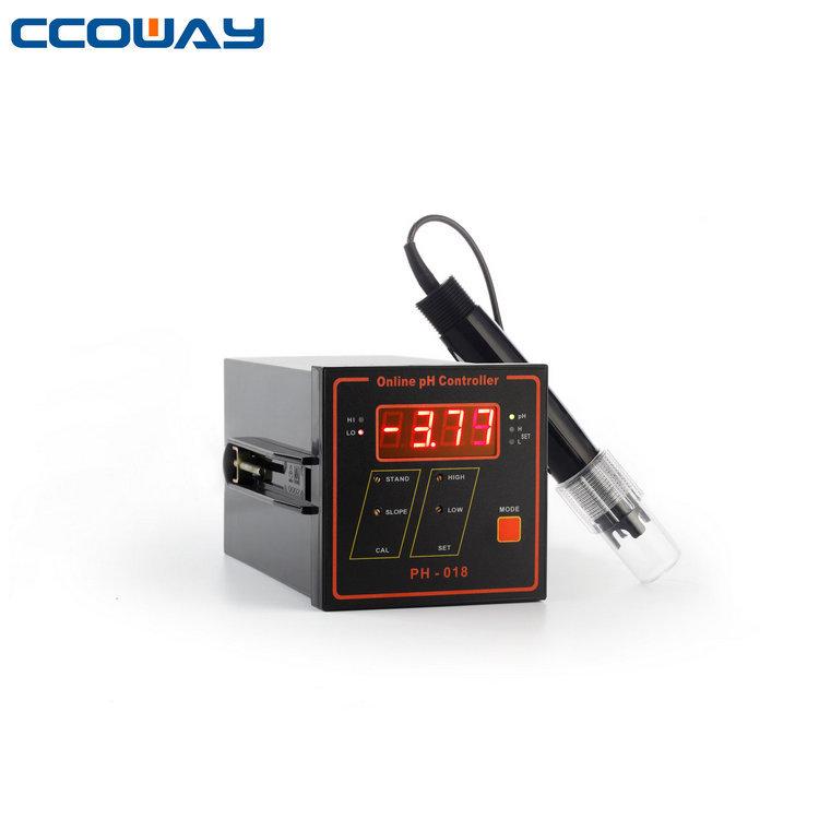 Bộ điều khiển máy đo pH công nghiệp