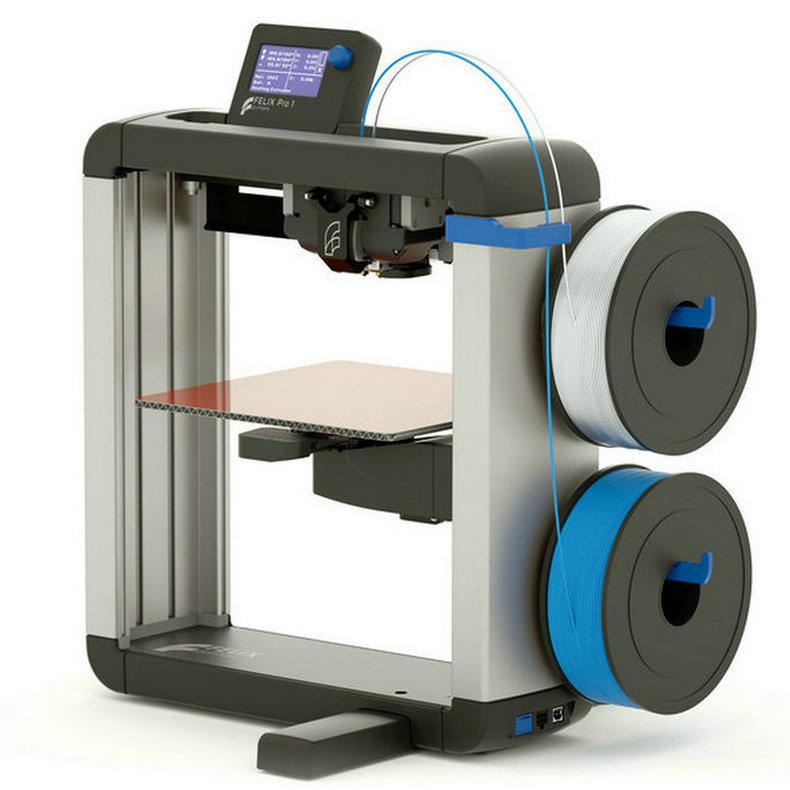 Felix Máy in 3D thông minh PRO 2 HD chuyên nghiệp