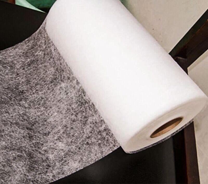 Vải lót Lớp 1.5.m rộng dải dính keo đôi, liên kết nhau nhau, Lớp lót lò sưởi, Lớp lót ngoài vải làm