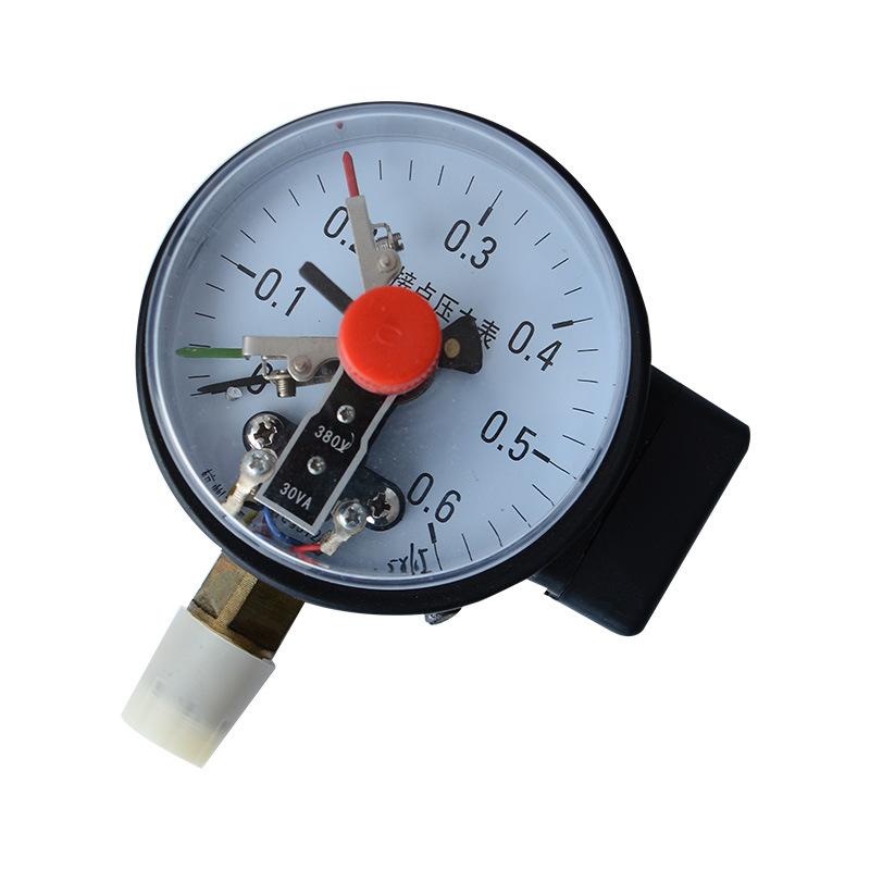 Đồng hồ đo áp suất chính xác bằng thép không gỉ