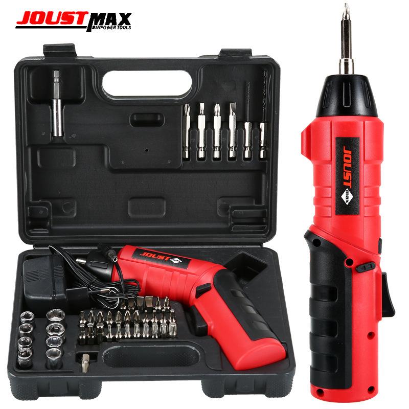 Joustmax Máy khoan điện  4,8V