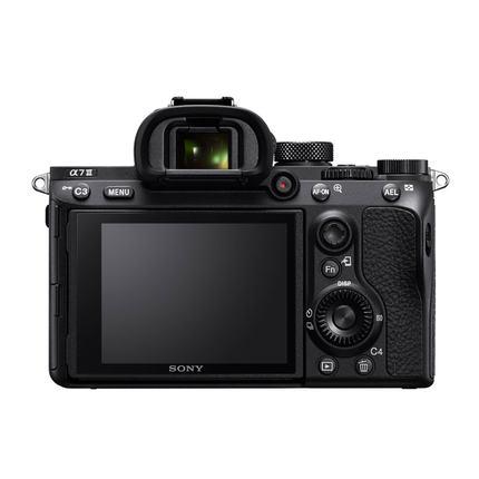 Máy ảnh kỹ thuật số  Sony / Sony Alpha 7 III (FE 24-70mm F4) A7M3 Ống kính Sony Zeiss
