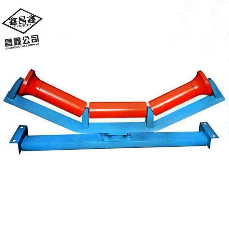 XINCHANGXIN Con lăn vận chuyển / Con lăn băng tải Các nhà sản xuất cung cấp bộ ba con lăn bằng thép