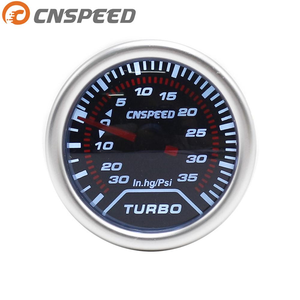 CNSPEED Đồng hồ chuyên dùng sửa đổi xe 6142T tăng áp