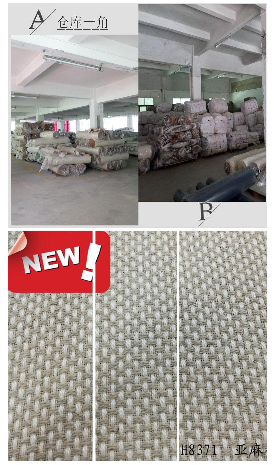 Vải Hemp mộc Vải xám phủ vải sợi len len len sợi vải sợi vải mê - lanh có thể được dùng làm vải sofa