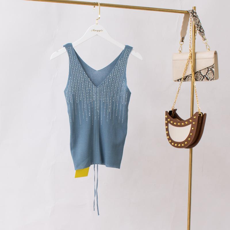 Dây treo trang phục Hạ Hầu Vũ trường dòng nóng chảy đằng sau Đồ phụ nữ mặc đồ ngoài và xương dày bên