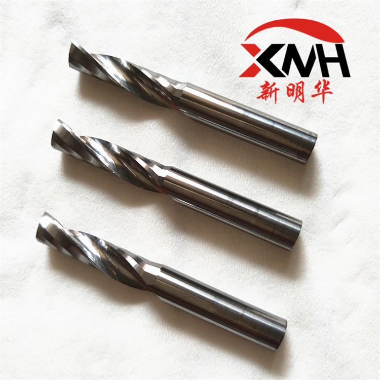 XINMINGHUA Dao phay Các nhà sản xuất sản xuất thép vonfram phay dao acrylic khắc dao dao đơn dao dao