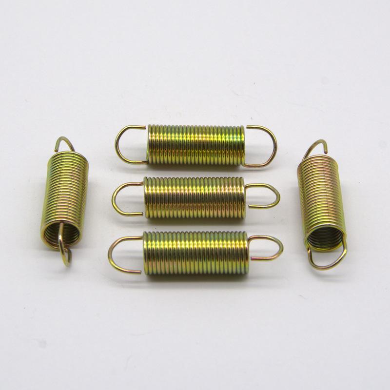 YONGZHI Lò xo Phần cứng không tiêu chuẩn xoắn ốc hình trụ Đức móc lò xo gia công kim loại thép không