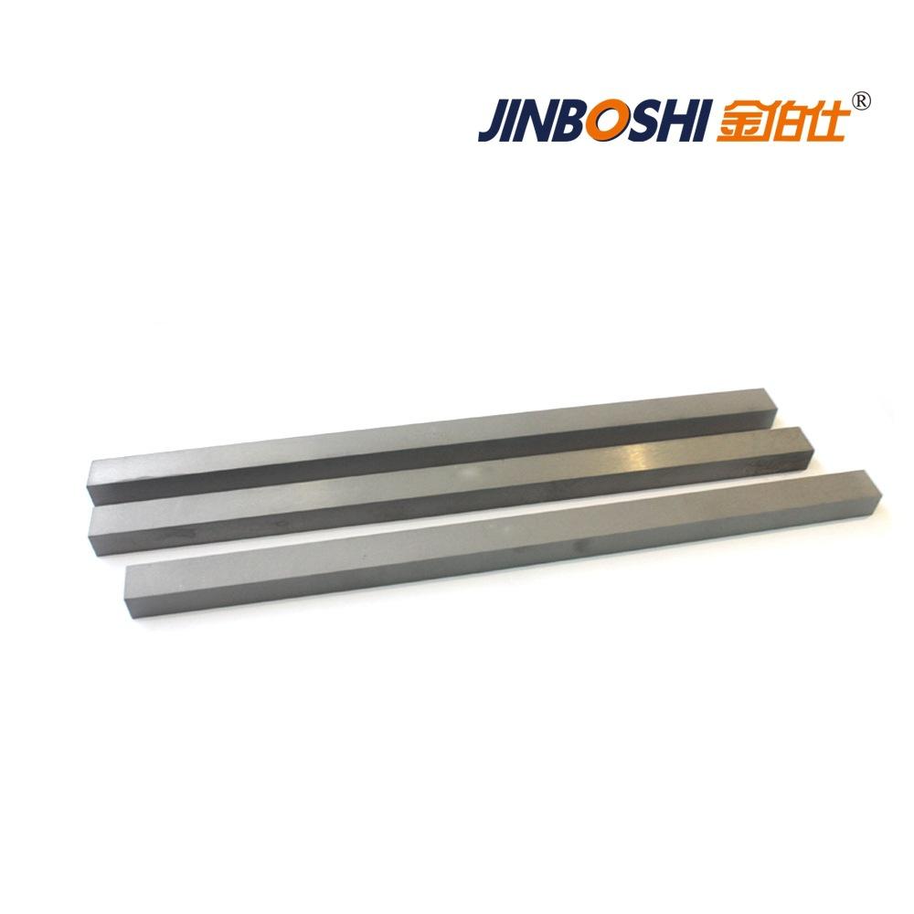 JINBOSHI Hợp kim Cung cấp dải hợp kim cứng độ cứng cao YG8 dải hợp kim cứng Chu Châu sản xuất cacbua