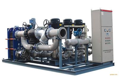 Hệ thống tích hợp Hệ thống điều khiển cấp nước sưởi ấm Trao đổi nhiệt tích hợp hệ thống tự động hóa