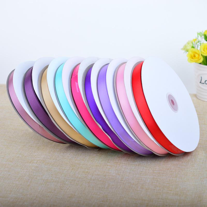 ZIXIN đai dệt DIY hộp kẹo bao bì phụ kiện nhiều màu băng thông hẹp băng polyester đai đai hộp kẹo nh