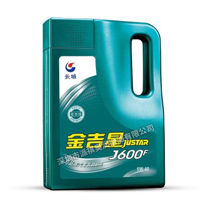 FUCN nhớt Great Wall Jinjatte J600F 5W-40SN CF Mục đích chung Dầu động cơ đốt trong tổng hợp Dầu độn