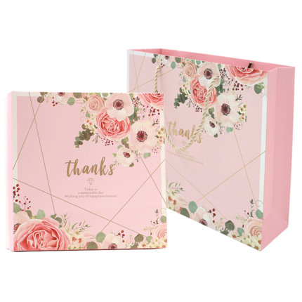 Cinderella Túi giấy đựng quà   Hộp quà sinh nhật hộp rỗng hộp kẹo hộp quà cưới có hộp quà tay