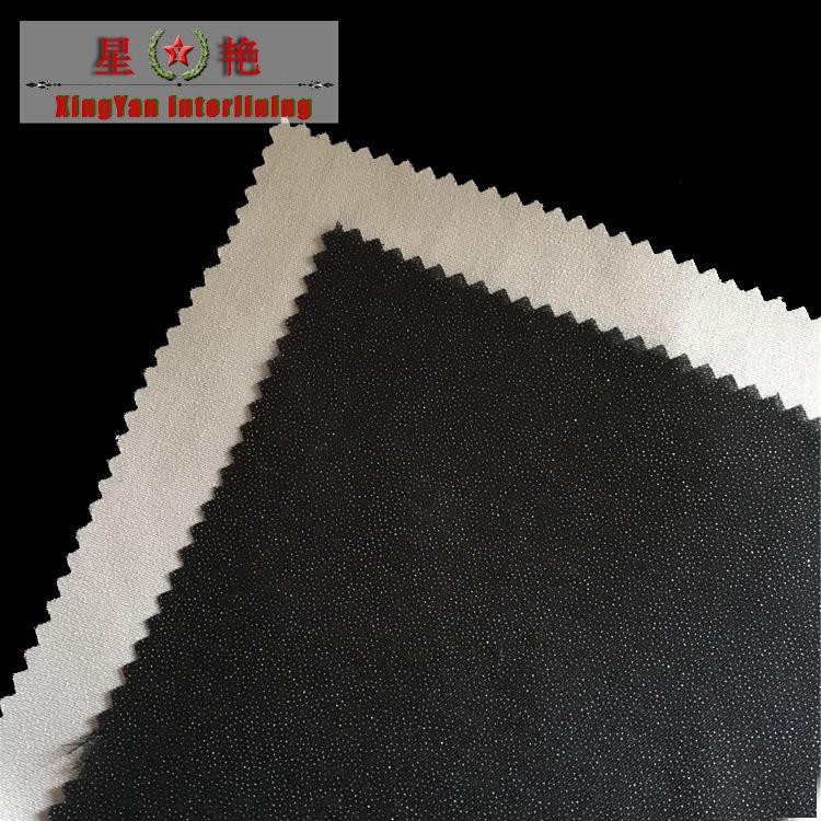 XINGYAN Vải lót Nhà sản xuất lót 50D tự sản xuất với lớp lót đàn hồi spunbond của các thông số kỹ th