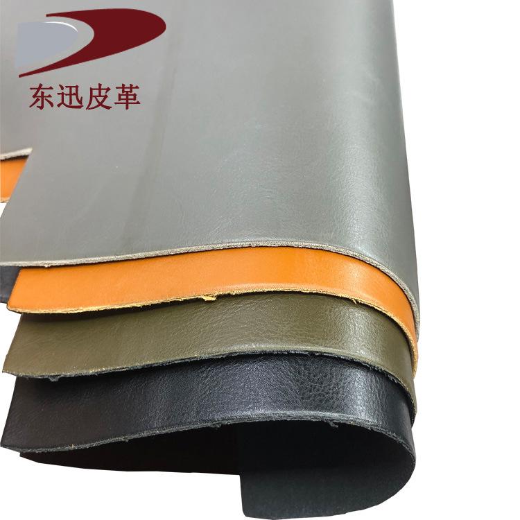 DONGXUN Da dê Nhà sản xuất chất lượng mô hình vải da sợi nhỏ PU dày 2.0mm mô phỏng túi xách da túi d
