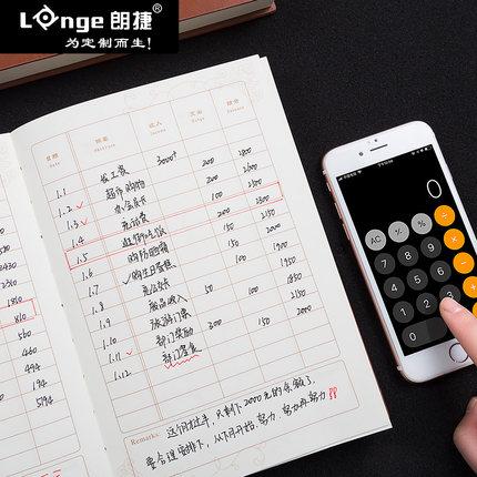 Đồ dùng tài vụ Sổ sách kế toán tài chính gia đình dày lên tiền mặt tạp chí tài khoản sổ sách tài kho
