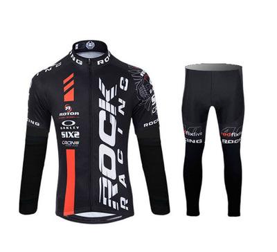 Trang phục xe đạp Rock Racing phiên bản mới .