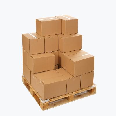 Thùng giấy 6712 express carton bán buôn bao bì carton tùy chỉnh hộp bài sóng hộp máy bay gói di chuy