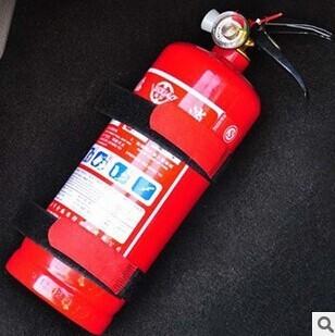 Bình chữa cháy Bình chữa cháy xe 1kg Bình chữa cháy xe hơi xách tay bột khô chữa cháy bình chữa cháy
