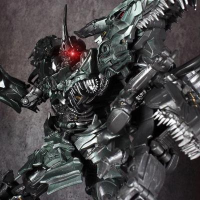 Mô hình Robot T-Rex Khủng long biến dạng đồ chơi King Kong LS05