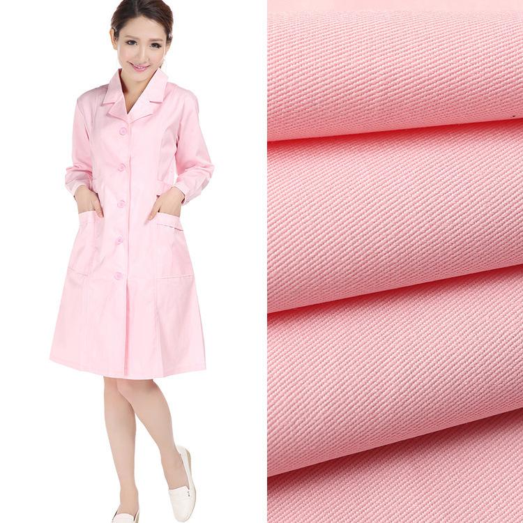 MINQING V ải Twill Nhà máy cổ phiếu 108 * 56 bông gạc vải quần áo làm việc vải