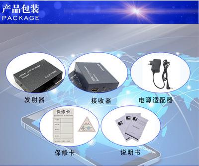 Bộ mở rộng HDMI gốc 100 mét 200 mét với bộ khuếch đại thu phát tín hiệu âm thanh và video HD