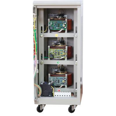 Thiết bị điều chỉnh điện áp ba pha độ chính xác cao AC .