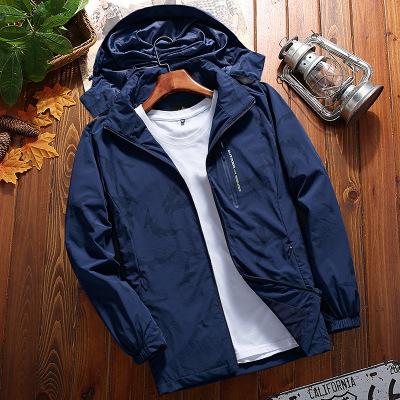 Áo nguỵ trang lính Nhà máy trực tiếp mùa thu mới đàn hồi một lớp áo khoác mỏng phần áo khoác nam tho