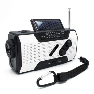 OEM Máy Radio Các mô hình vụ nổ của Amazon eaby Radio đa chức năng mini radio năng lượng mặt trời