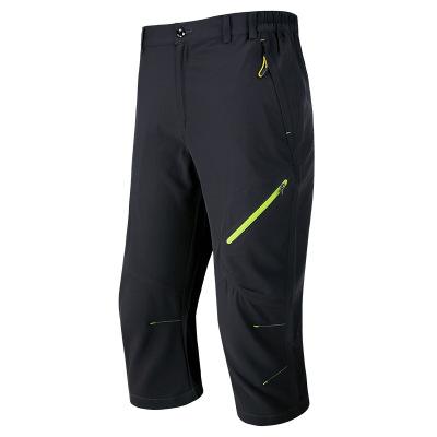 Quần áo mau khô Mùa hè 2019 quần nhanh khô nam size lớn ngoài trời không thấm nước nam cắt quần quần