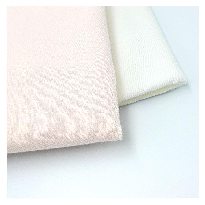 HAIQIANG Vải Jersey Mùa thu và mùa đông Một loại áo cotton bằng vải cotton kéo áo 40 Odyssey viscose