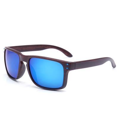 Kính râm Woodgrain kính màu phim kính chắn gió kính mát nam và nữ