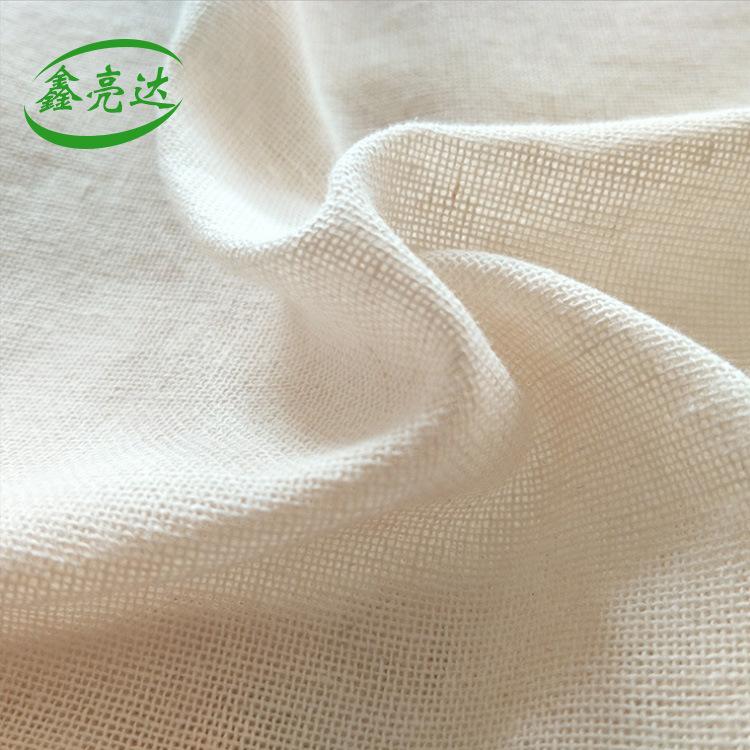 XINLIANGDA Vải mộc pha Vải polyester chất lượng cao lưu động vải polyester đồng bằng vải pha vải pol
