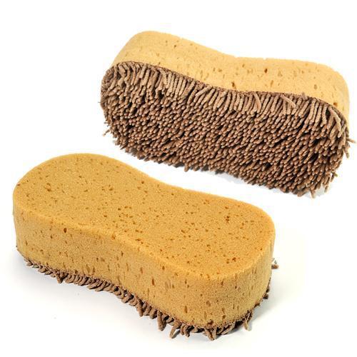 KAIXINBAO Mút Mô hình nổ sử dụng 8 từ bọt biển chống trầy xước rửa xe sạch