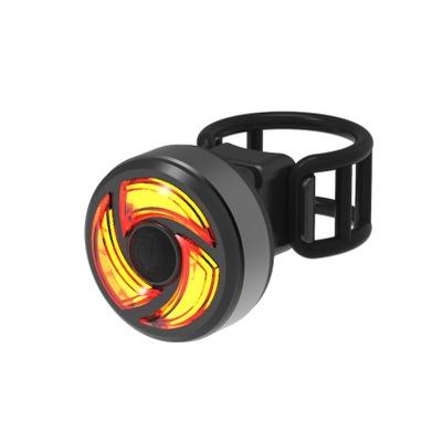 Đèn Hậu Machfally BK500 Sạc USB Cảm biến lực hấp dẫn Xe đạp phanh thông minh