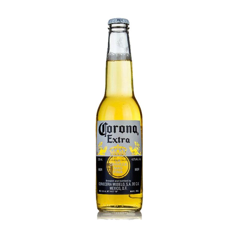 KELUONA NLSX bia Bia nhập khẩu Bia Mexico Corona đóng chai 330ml linh mục gấu trắng bia Fujia