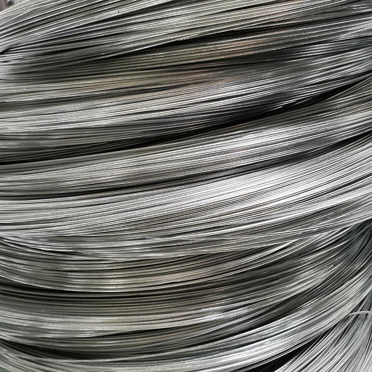 JUNDA Dây kim loại Nhà máy trực tiếp dây mạ kẽm dây thép mạ kẽm có thể được tùy chỉnh dây tại chỗ