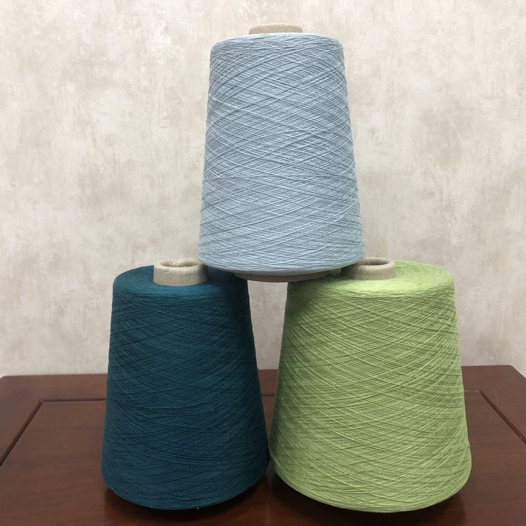 Sợi tơ lụa Xưởng kéo sợi tơ tằm thẳng sợi tơ tằm 60-120 sợi tơ tằm sợi cao cấp