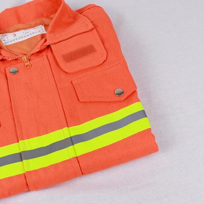 Trang phục chống cháy 97 bộ quần áo chữa cháy Bộ đồ năm mảnh chống cháy Bộ đồ chữa cháy phù hợp với