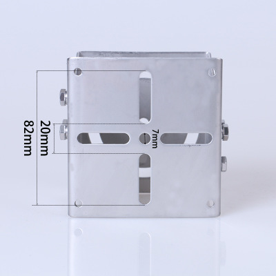 khung vịt dày 2 mm gimbal 304 khung thép không gỉ phụ kiện camera .