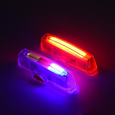 Đèn hậu xe đạp leo núi dành cho xe đạp BMX USB Sạc