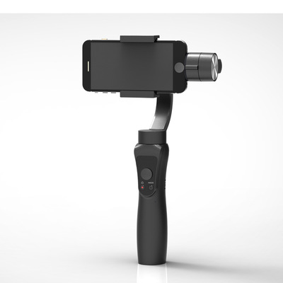 Chân giá đỡ  Nguồn nhà máy ba trục cầm tay PTZ ổn định cầm tay điện thoại di động chống rung máy ảnh