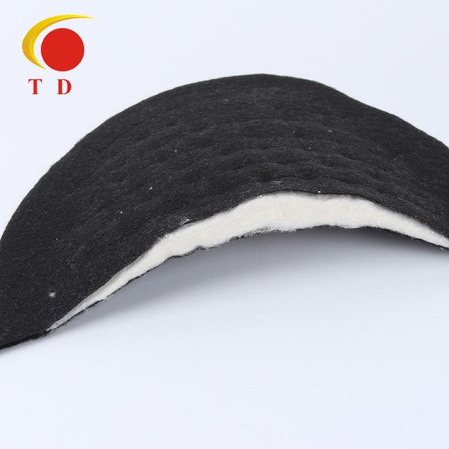 TD đệm vai áo Túi kẹp tóc [Đệm vai] nhà sản xuất bán buôn phù hợp với vai pad áo gió vai vai quần áo