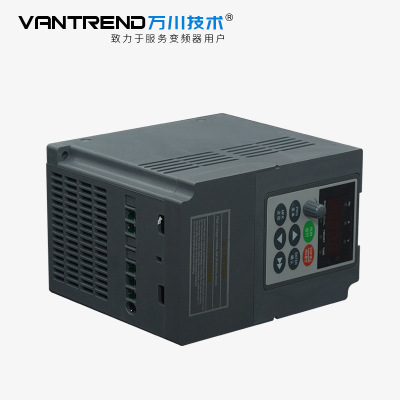 Thiết bị biến tần Wanchuanda 2.2KW 380V vạn năng biến tần vector nhà máy biến tần trực tiếp