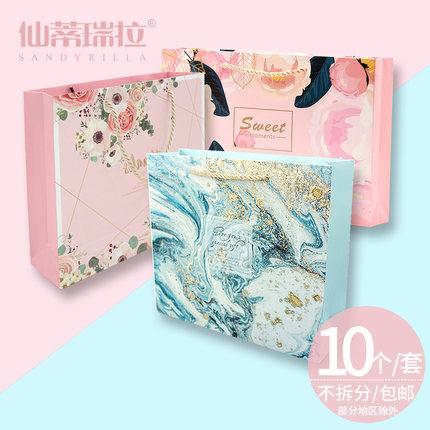 Cinderella Túi giấy đựng quà  Cô bé lọ lem quà tặng sinh nhật túi gió quà tặng túi xách tay phù dâu