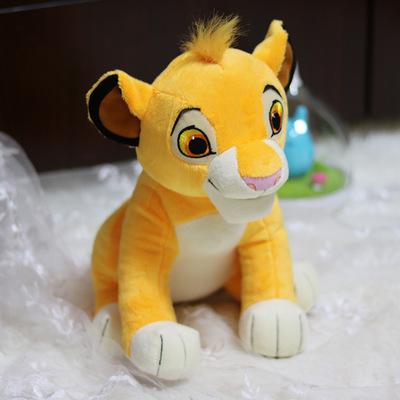 gối ôm Nhà máy trực tiếp gối búp bê đồ chơi sang trọng sư tử búp bê sang trọng Simba sư tử quà tặng