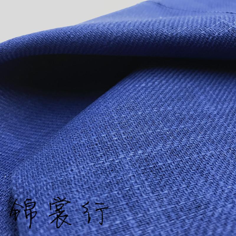 JSH Vải Hemp ( Ramie) Các nhà sản xuất phát hiện 8 twill tre nút ramie chất liệu Mùa thu và mùa đông