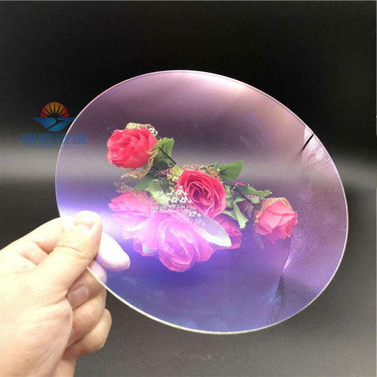XUPENG NLSX thủy tinh Kính AR, kính truyền sáng cao, kính cường độ cao, độ truyền sáng của kính cườn
